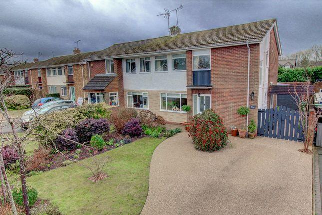 Thumbnail Semi-detached house for sale in Woodside, Flackwell Heath, High Wycombe, Buckinghamshire