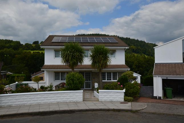 Thumbnail Detached house for sale in Fairways View, Talbot Green, Pontyclun