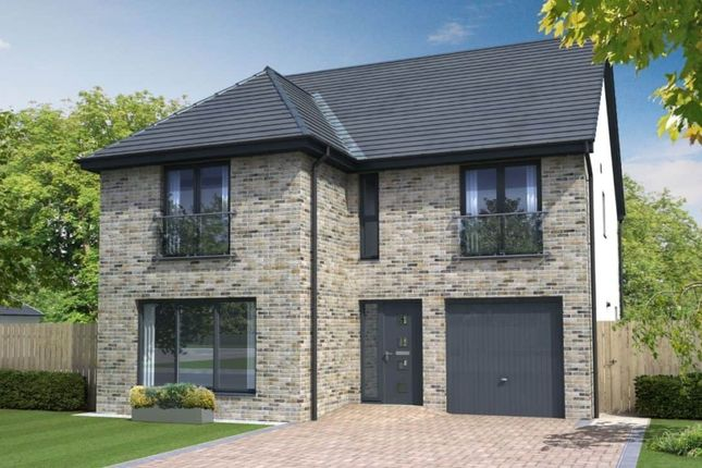 """Thumbnail Detached house for sale in """"Lawrie Grand"""" at Malletsheugh Road, Newton Mearns, Glasgow"""