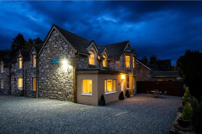 Thumbnail Leisure/hospitality for sale in Derrybeg Bed & Breakfast, 18 Lower Oakfield, Pitlochry, Perth And Kinross