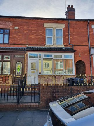 Thumbnail Terraced house for sale in Swanage Road, Small Heath Birmingham