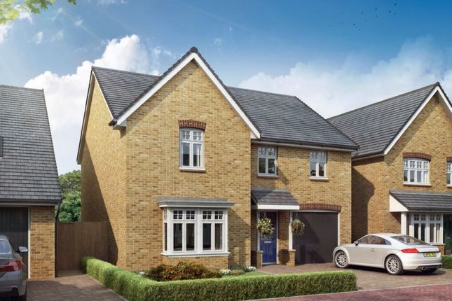 Thumbnail Detached house for sale in Southern Cross, Wixams, Bedford