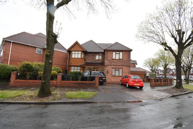 Thumbnail Detached house for sale in Douglas Avenue, Hodge Hill, Birmingham