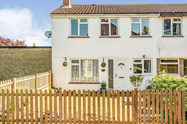 Thumbnail End terrace house for sale in Garden Avenue, Hatfield
