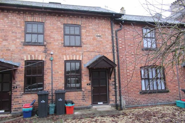 Thumbnail Terraced house to rent in 4, Victoria Square, Llanidloes, Powys
