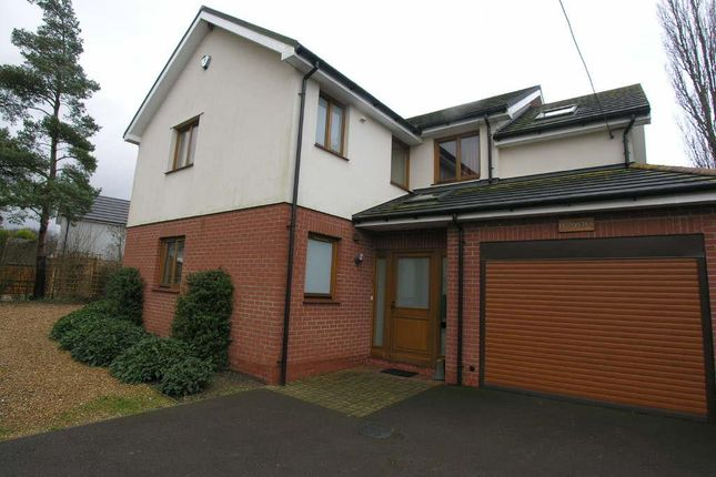 Thumbnail Detached house to rent in Chapel Road, Weston Colville, Cambridge