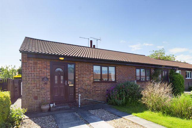 Semi-detached bungalow for sale in Sycamore Close, Nafferton, Driffield
