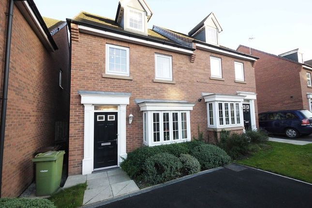 Thumbnail Semi-detached house for sale in 14, Bedale Road, The Oaks, Whitwood, Castleford, West Yorkshire