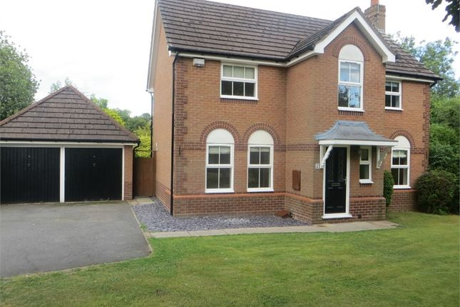 Thumbnail Detached house to rent in Kingsland Drive, Dorridge, Solihull, West Midlands