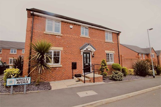 Thumbnail Detached house for sale in Wrigley Avenue, Pendlebury, Swinton, Manchester