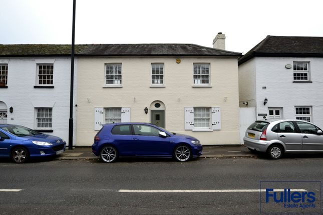 Thumbnail Cottage for sale in Hoppers Road, London