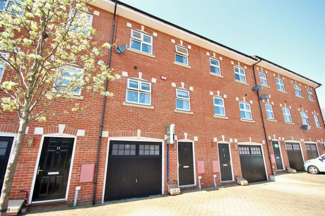Thumbnail Town house for sale in Peache Road, Colchester, Essex
