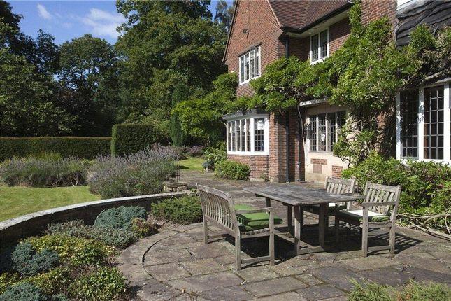 Thumbnail Detached house for sale in Bracebridge Road, Four Oaks, Sutton Coldfield, West Midlands