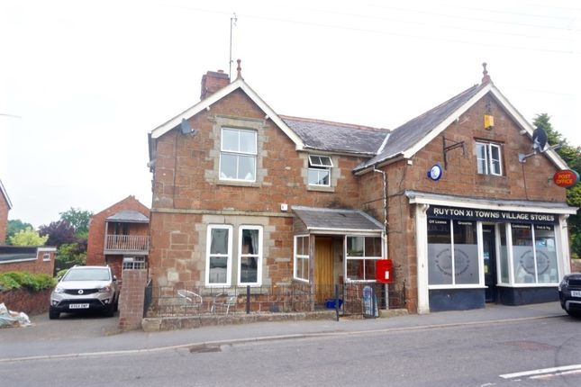 Thumbnail Detached house for sale in Church Street, Shrewsbury