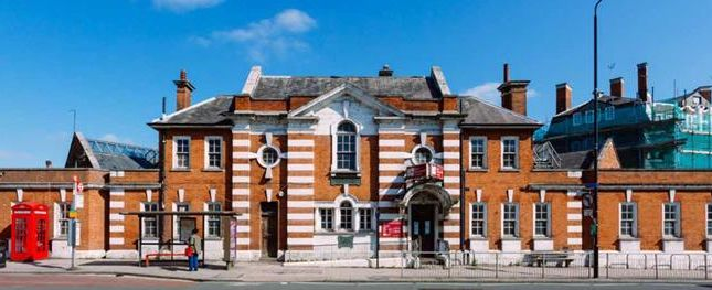 Thumbnail Commercial property for sale in East Greenwich Library, 203-207 Woolwich Road, Greenwich, London