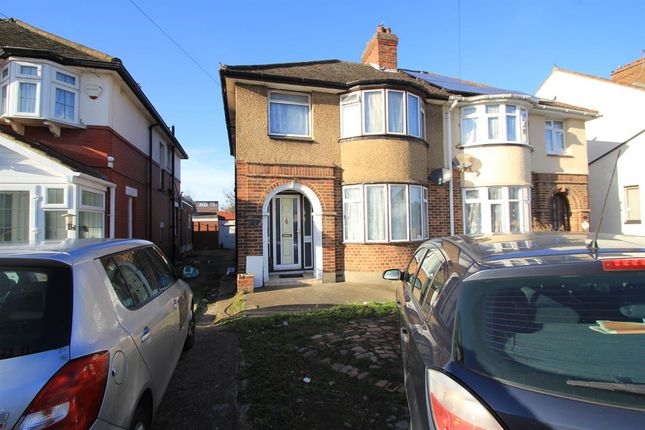 3 bed semi-detached house for sale in Church Road, Hayes