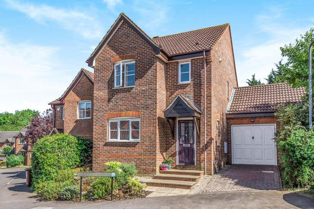 Thumbnail Detached house for sale in Tarrant Green, Warfield