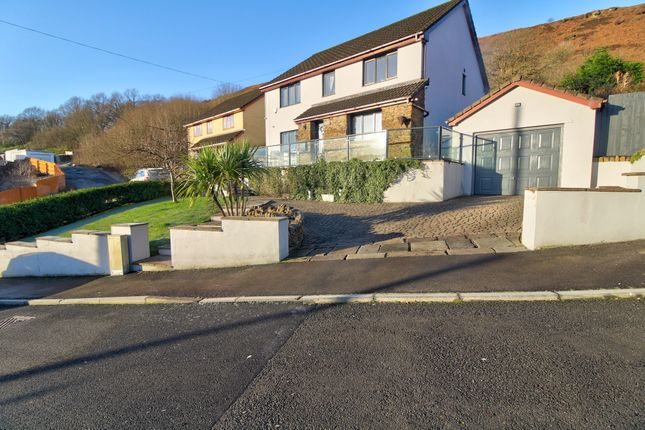 6 bed detached house for sale in Cae Siriol, Ynyshir, Porth CF39