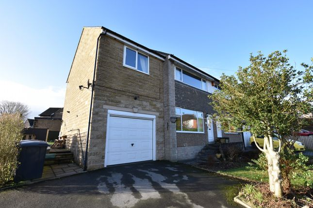 Thumbnail 4 bed semi-detached house for sale in Eccles Road, Chapel-En-Le-Frith, High Peak
