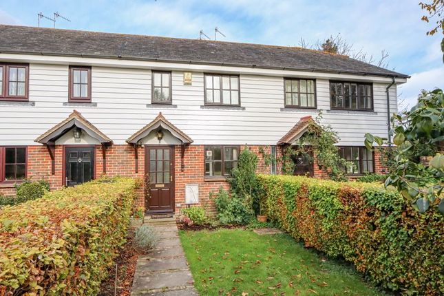 Thumbnail Terraced house for sale in Blenheim Fields, Riverside Road, Forest Row