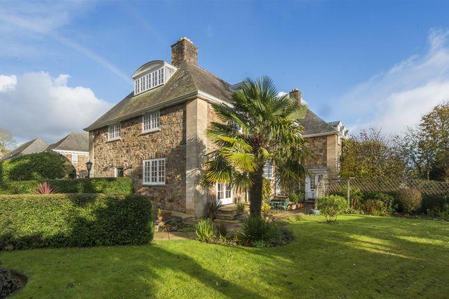 Semi-detached house for sale in Kenwyn Church Road, Truro
