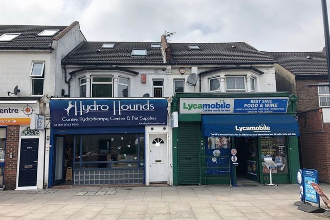 Thumbnail Flat to rent in Brighton Road, Coulsdon