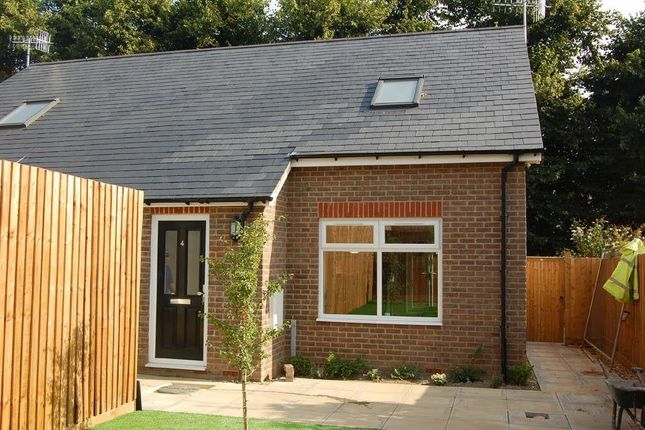 Thumbnail Semi-detached house to rent in Old School Mews, South Luton, Luton