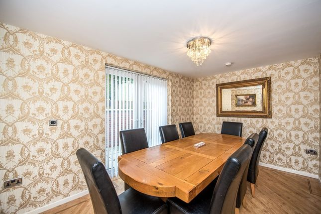 Dining Room of Kingsbury Court, Skelmersdale, Lancashire WN8