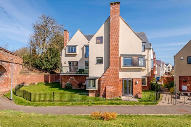 2 bed flat for sale in Old Station Close, Lavenham, Suffolk CO10