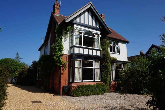 Thumbnail Detached house for sale in Morda Road, Oswestry
