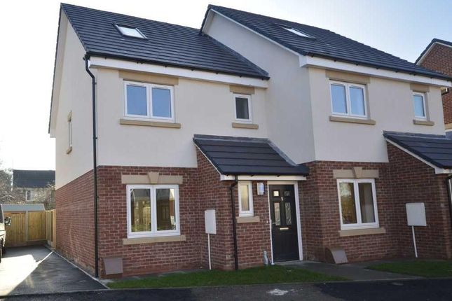 Thumbnail Semi-detached house for sale in The Park, Gatis Street, Wolverhampton