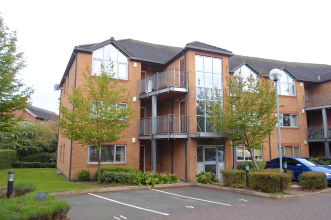 Thumbnail Flat to rent in Dudley Wenham Close, Syston