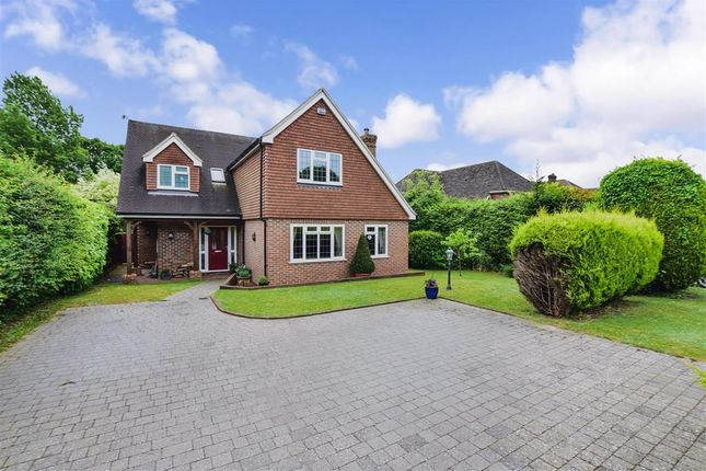 Thumbnail Detached house for sale in Five Ash Down, Uckfield