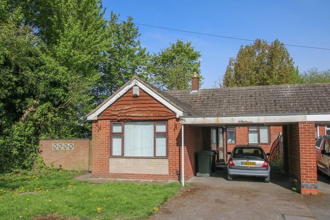 3 bed semi-detached bungalow for sale in Shilton Lane, Coventry