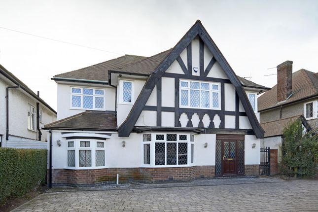 Thumbnail Detached house for sale in Derby Road, Beeston