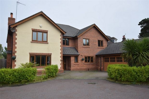 Thumbnail Detached house to rent in Links Close, West Kirby, Merseyside