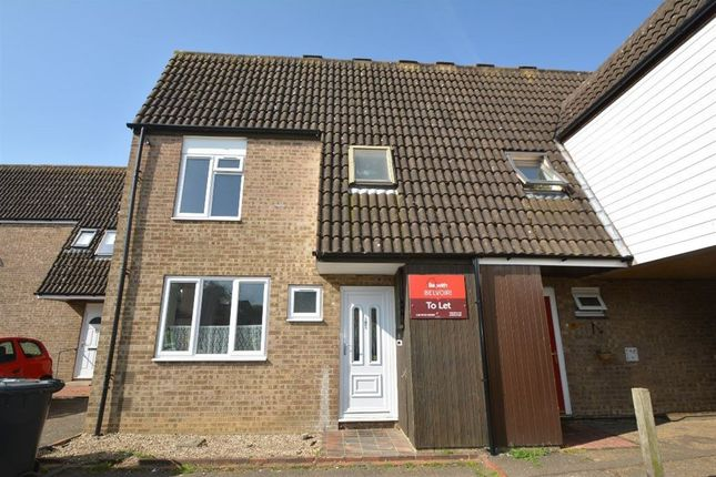 Thumbnail Property to rent in Howland, Orton Goldhay, Peterborough