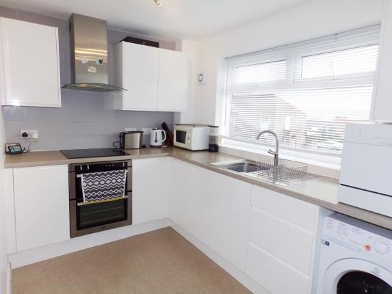 Thumbnail Flat for sale in Pennine Gardens, Weston-Super-Mare