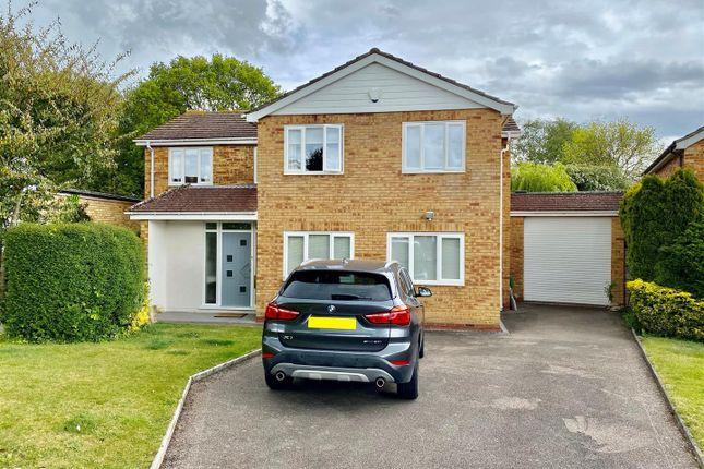 Thumbnail Detached house for sale in Pollards Close, Goffs Oak, Waltham Cross