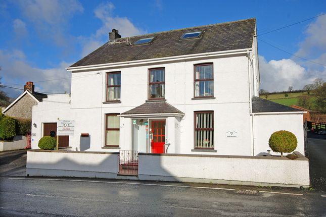 Thumbnail Hotel/guest house for sale in Brechfa, Carmarthen, Carmarthenshire