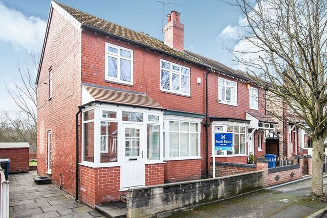 Thumbnail Semi-detached house to rent in Linden Grove, Woodsmoor, Stockport