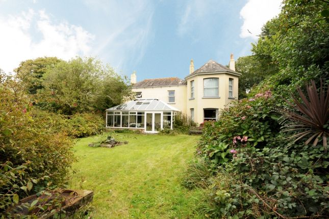 Thumbnail Detached house for sale in Talland Bay, Cornwall