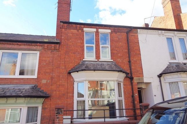 Thumbnail Terraced house to rent in Frederick Street, Lincoln