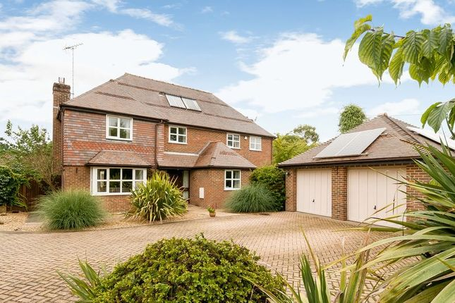 Thumbnail Detached house for sale in Butts Green, Lockerley, Romsey