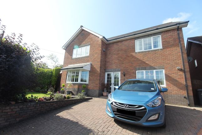 Thumbnail Detached house for sale in Primrose Lane, Rassau, Ebbw Vale