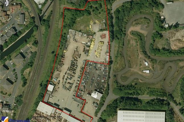 Thumbnail Land to let in Development Site, Venetia Road Industrial Estate, Venetia Road, Bordesley Green, Birmingham, West Midlands