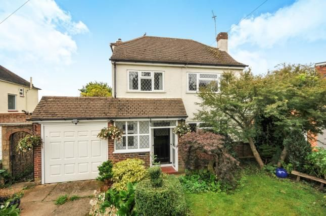Thumbnail Detached house for sale in Hazelmere Way, Bromley, Kent, United Kingdom