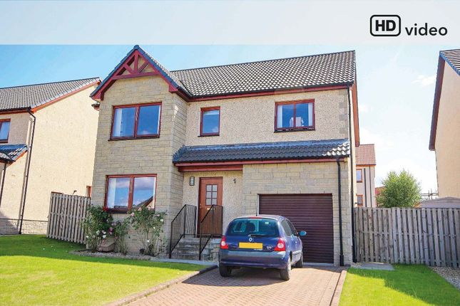 Thumbnail Detached house for sale in Coronation Avenue, Scone, Perth