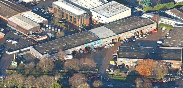 Thumbnail Warehouse to let in Unit 1 Ruxley Corner Industrial Estate, Edgington Way, Sidcup