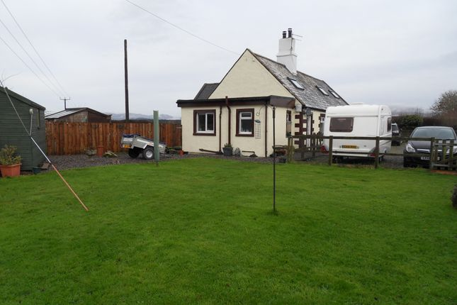 Thumbnail Semi-detached house for sale in Borrowmoss Cottages, Wigtown